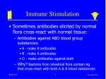 immune stimulation7