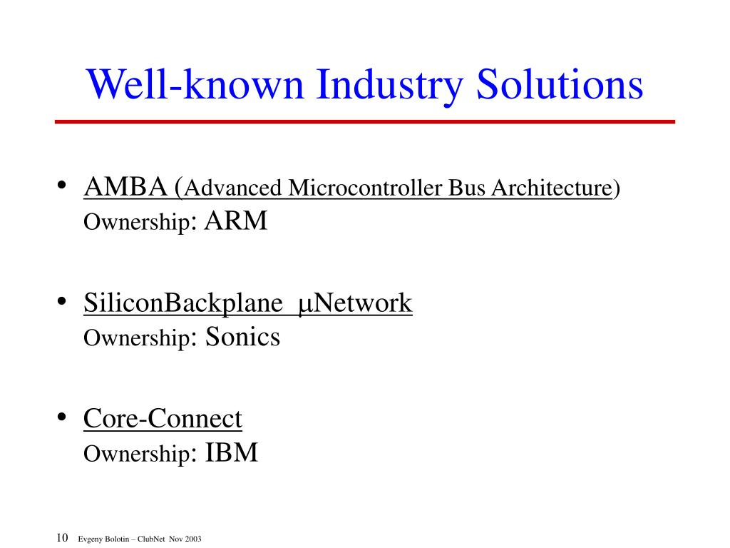 Well-known Industry Solutions