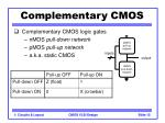 complementary cmos