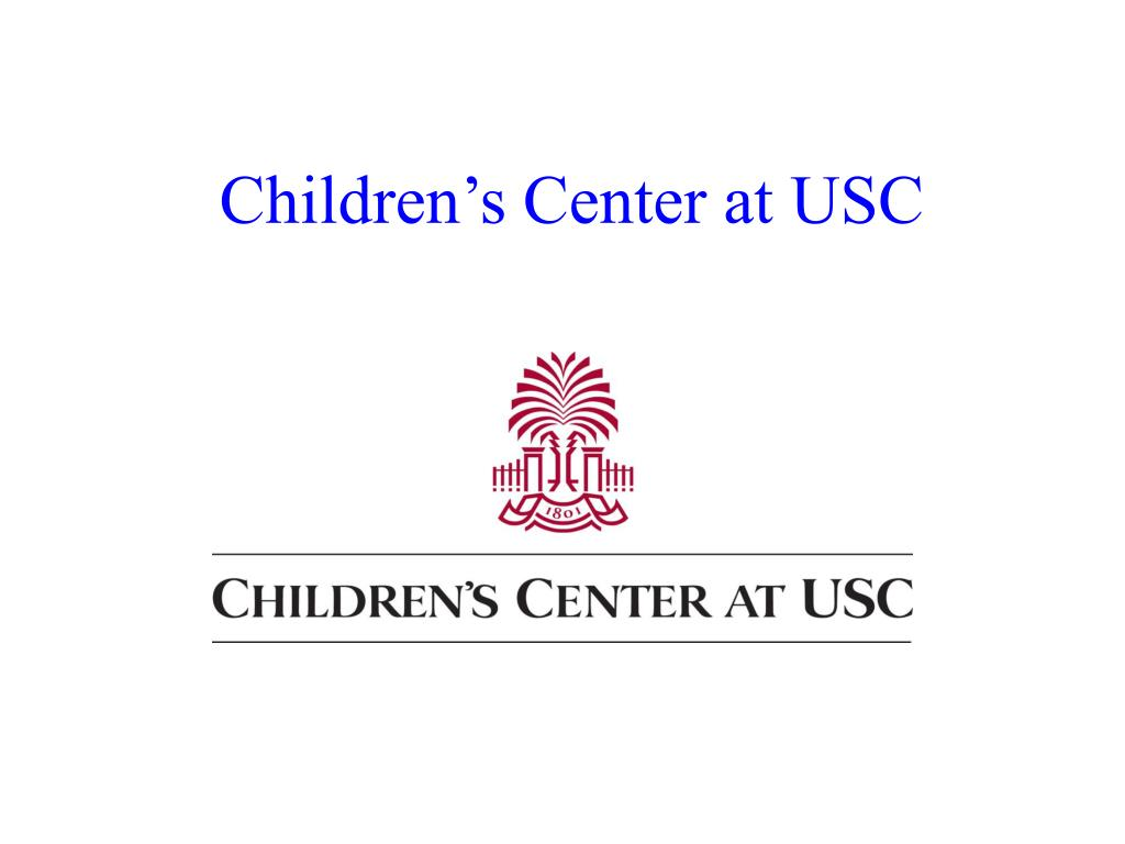 children s center at usc l.