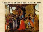 adoration of the magi botticelli 1475