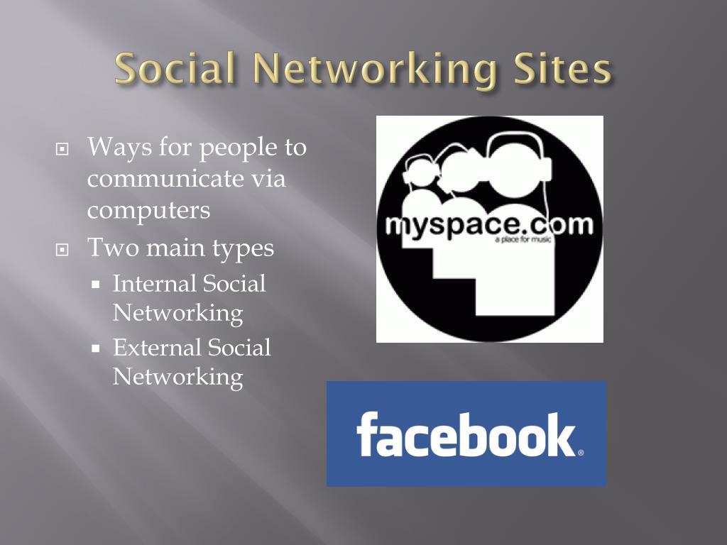social networking sites l.