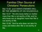 families often source of christians persecutions22