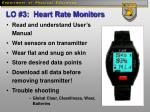 lo 3 heart rate monitors