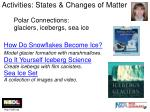 activities states changes of matter24