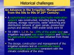 historical challenges4