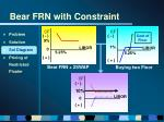 bear frn with constraint26