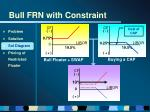 bull frn with constraint18