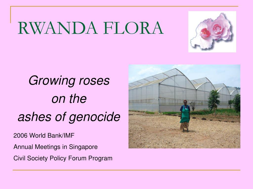 rwanda flora l.