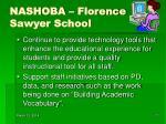 nashoba florence sawyer school17
