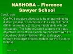 nashoba florence sawyer school19