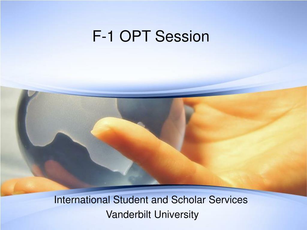f 1 opt session l.