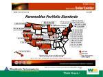 renewable portfolio standards27