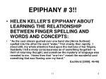 epiphany 3
