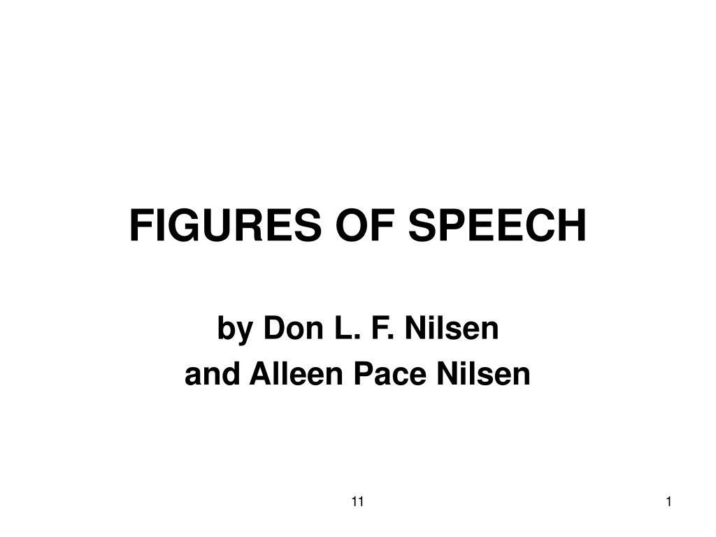 figures of speech l.