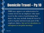 domicile travel pg 10