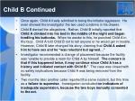 child b continued
