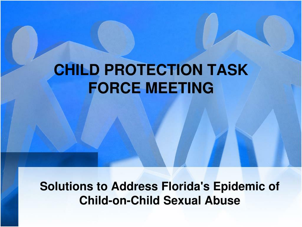child protection task force meeting l.