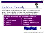 apply your knowledge14