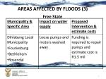 areas affected by floods 3
