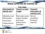 areas affected by floods 4
