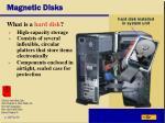 magnetic disks12