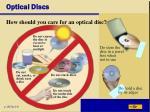 optical discs23