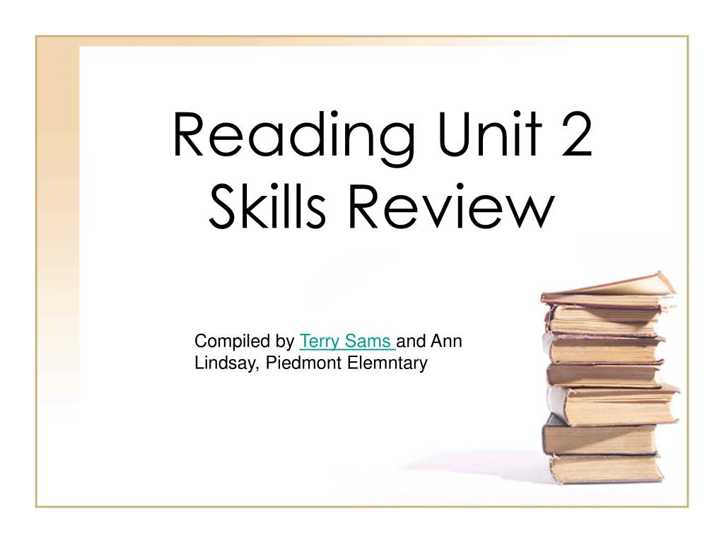reading skills thesis 2018-6-27  reading, as one of the four basic skills of language teaching and an aspect of communicative competence, has drawn more and more attention in the language circles.