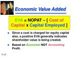 economic value added25