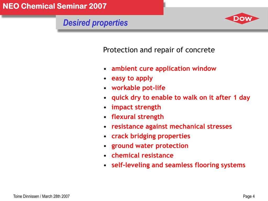 PPT - Epoxy Resins for Civil Engineering Applications PowerPoint