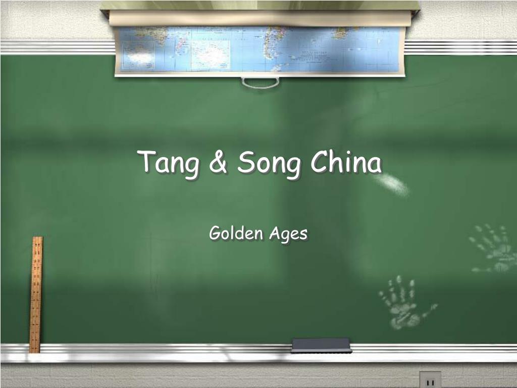 tang song china l.
