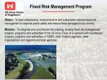 flood risk management program2