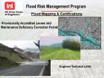 flood risk management program7