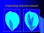 expanding channel network