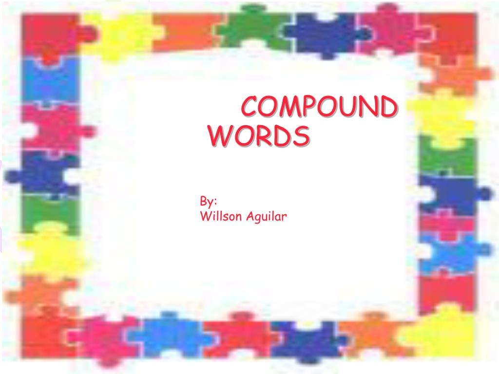 compound words l.
