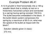 example problem 6 41