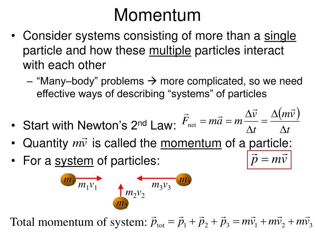 momentum l.