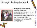 strength training for youth6