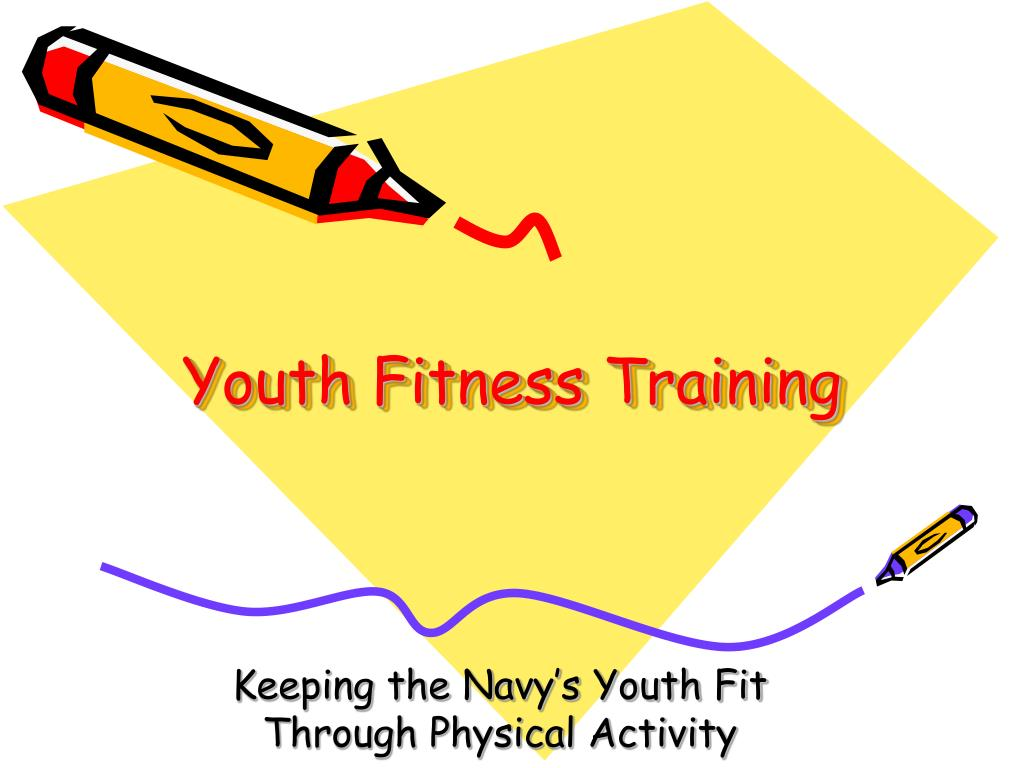 youth fitness training l.