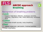 abcde approach breathing