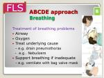 abcde approach breathing16