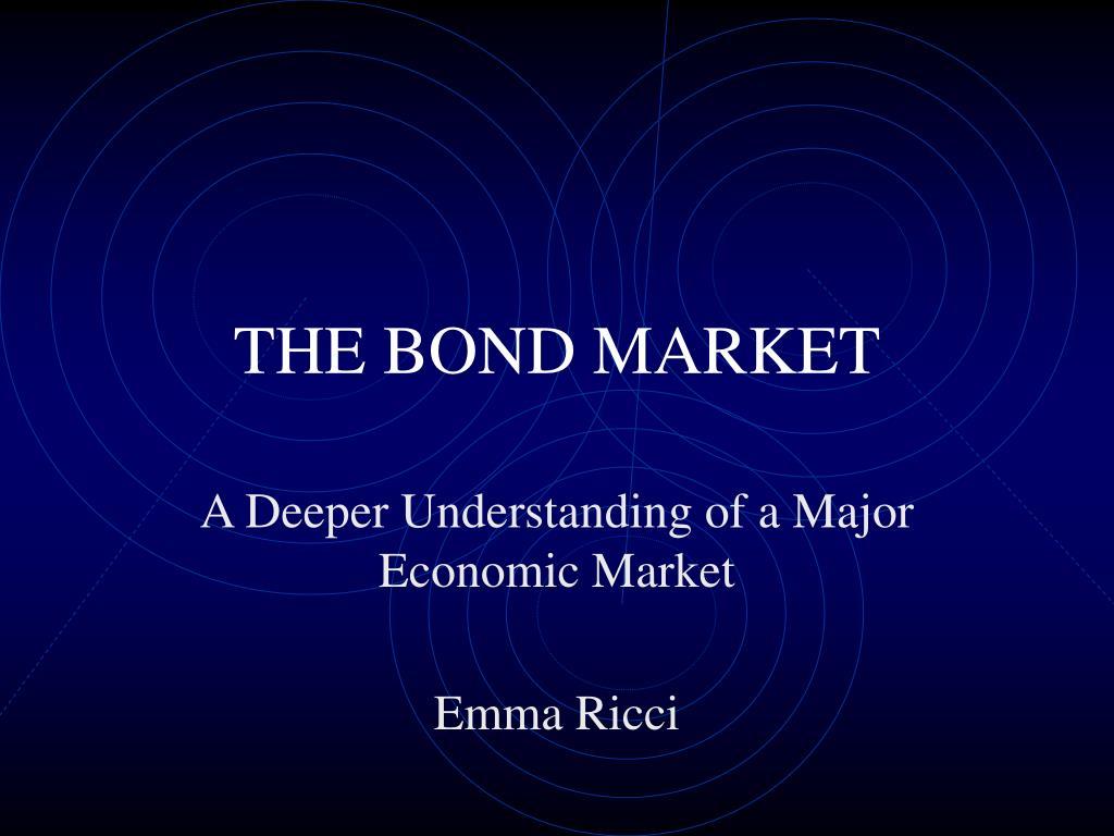 the bond market l.