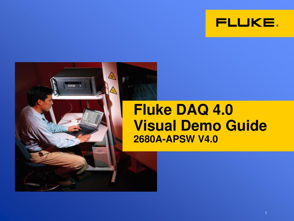 fluke daq 4 0 visual demo guide 2680a apsw v4 0 l.