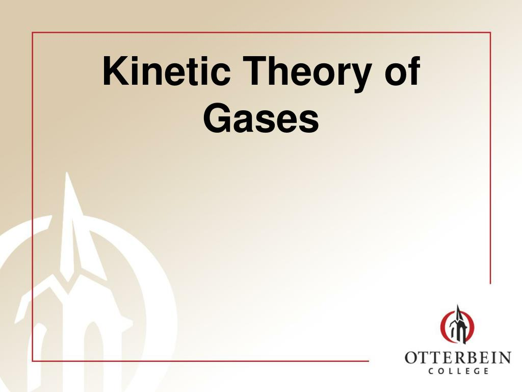 kinetic theory of gases l.