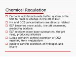 chemical regulation