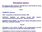 simulation basics