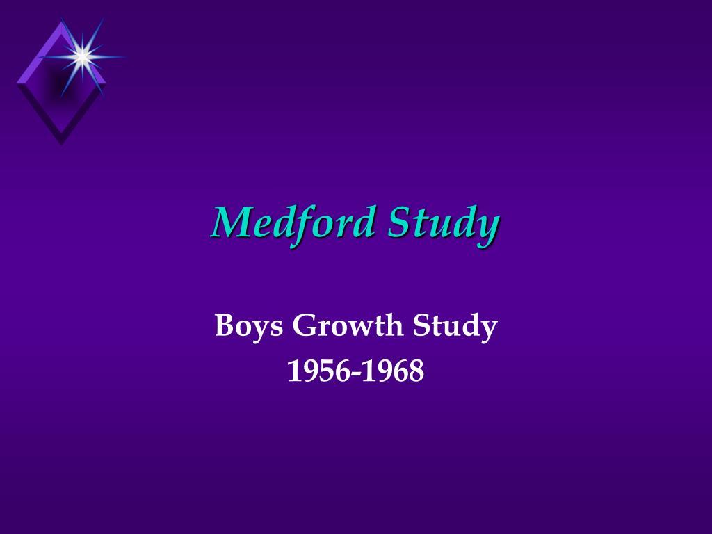 medford study l.