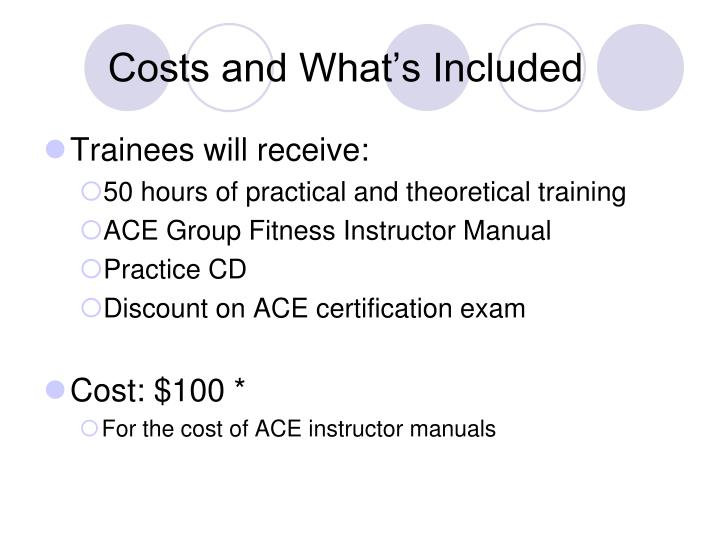 Ppt Carolina Fitness Instructor Training Program Fitp