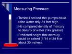 measuring pressure29