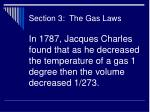 section 3 the gas laws39